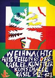 Buri Samuel - Weihnachtsausstellung der Basler Künstler