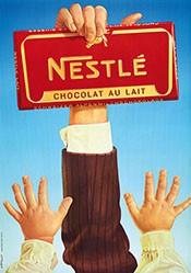 Artigas Josep - Nestlé - Chocolat au lait