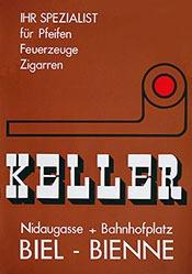 Anonym - Keller, Biel