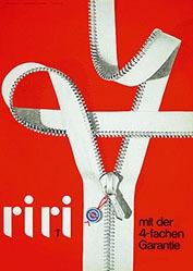 Widmer Hansruedi - Riri mit der 4-fachen Garantie