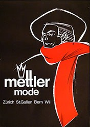 Anonym - Mettler Mode
