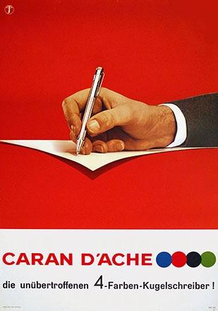 Anonym - Caran d'Ache