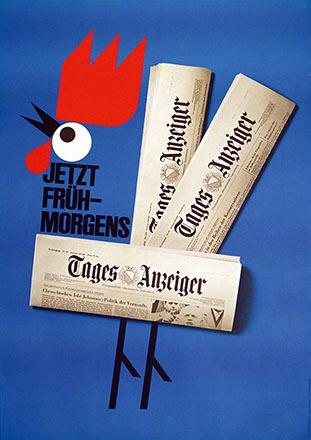 Althaus (Wirz Werbeagentur) - Tages-Anzeiger