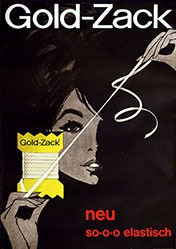 Borer Vania - Gold-Zack