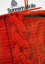 Schreiner Peter - Spinnerin Wolle
