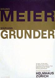 Diethelm Walter  - Bruno Meier / Mariann Grunder