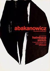 Diethelm Walter  - Abakanowicz