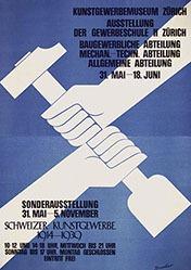Bircher Rudolf - Schweizer Kunstgewerbe