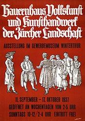 Bircher Rudolf - Bauernhaus, Volkskunst (...)