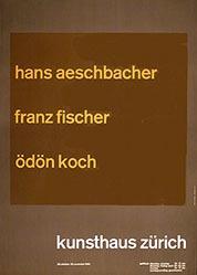 Scheidegger - Hans Aeschbacher (...)