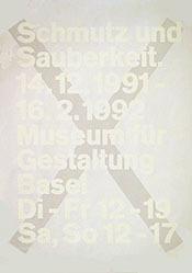 Staehelin Georg - Schmutz und Sauberkeit