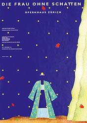 Geissbühler Karl Domenic - Die Frau ohne Schatten