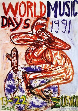 Disler Martin - World Music Days