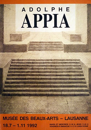 Anonym - Adolphe Appia