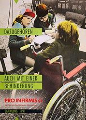 Wuhrmann Marguerite - Pro Infirmis