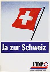 Anonym - Ja zur Schweiz