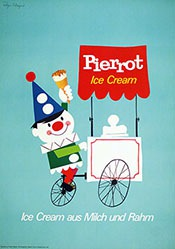 Mayer Roger - Pierrot Ice Cream
