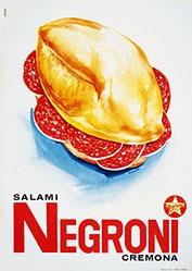 Todaretto - Salami Negroni