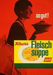 Willareth Ernst - Knorr Fleischsuppe