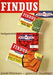 Annen Ed. Werbeagentur - Findus - Birds Eye