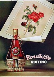 Anonym - ,Rosatello Ruffino