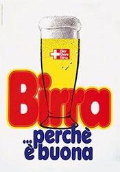 Hörner Erich, Werbeagentur - Birra …perchè è buona