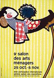 Géroudet & Augustin - 9e. Salon des arts ménagers