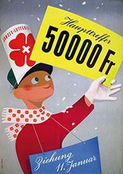 Ernst Paul - Landes-Lotterie