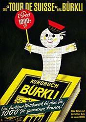 Barberis Franco - Kursbuch Bürkli