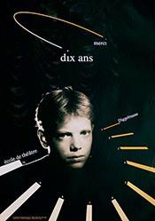 Lévy Jean Benoit - Dix ans école de théâtre