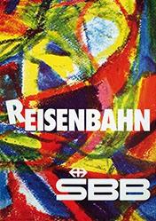Eggmann Hermann M. - SBB - Reisenbahn
