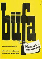 Malischke Otto - Büfa -Bürofach-Ausstellung