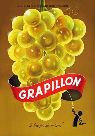 Monogramm E. - Grapillon