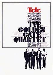 Merlotti Toni - The Golden Gate Quartett