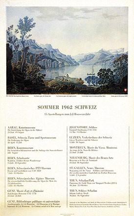 Anonym - Sommer - Schweiz