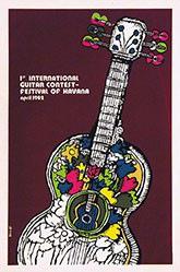 Bachs - Guitar Contest-Festival Havana