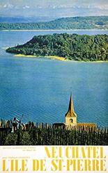 Giegel Philipp - Schweiz - Neuchâtel - L'ile de St-Pierre