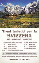 Schneider Franz (Photo) - Treni turistici per la Svizzera