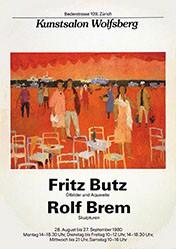 Butz Fritz - Fritz Butz / Rolf Brem
