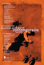 Bonnet Laurent - Journées de danse contemporaine