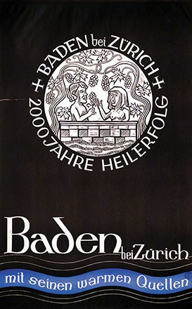 Anonym - Baden bei Zürich