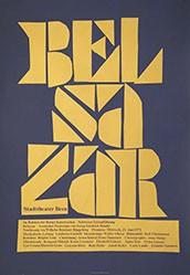 Jost Heinz - Belsazar