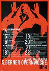 Jost Heinz - 5. Berner Opernwoche