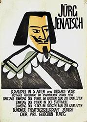 Kümpel Heinrich - Jürg Jenatsch