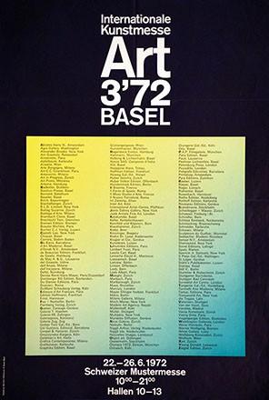 Herz Max - Art Basel
