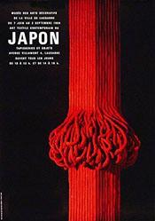 Gauch René - Japon