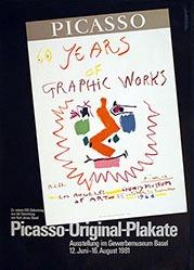 Vogt Armin - Picasso-Original-Plakate
