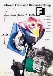 Honegger-Lavater Gottfried - Foto- und Kinoausstellung