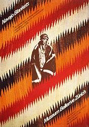 Gauch René - Navajo Blankets