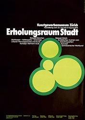 Eggmann Hermann M. - Erholungsraum Stadt